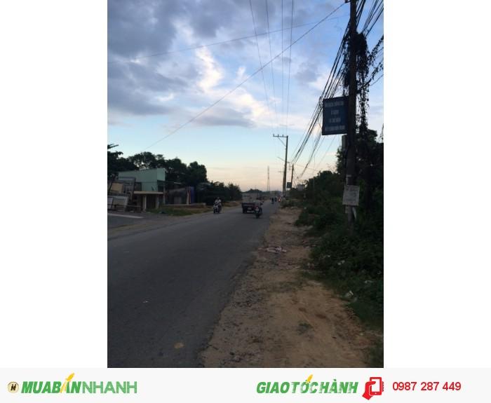 Bán Đất mặt tiền số 179 Nguyễn Thị Minh Khai, Tân Bình, Dĩ An, Bình Dương 1500m2