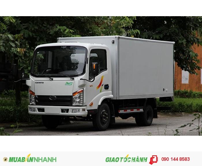 Xe tải Hyundai 1,5T mua xe tặng thùng, thùng dài 3.8m, xe có sẵn thùng giao ngay