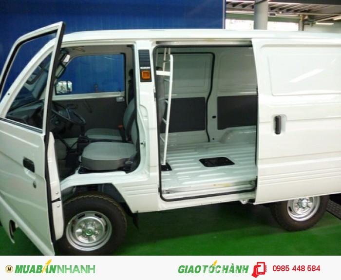 Bán Xe tải Suzuki Blindvan/bán tải