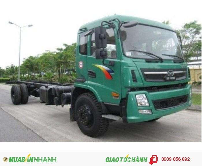 Giá xe tải thùng TMT Cửu Long 8 tấn thùng dài 9m3// Thông số kỹ thuật xe tải TMT 8 tấn. 2