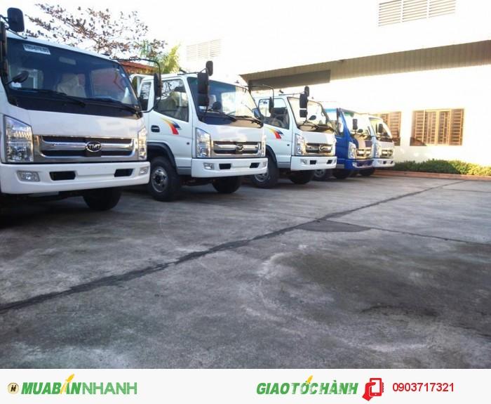 Bán xe tải TMT Cửu Long 5 tấn, 6 tấn, 7 tấn, 8 tấn 0