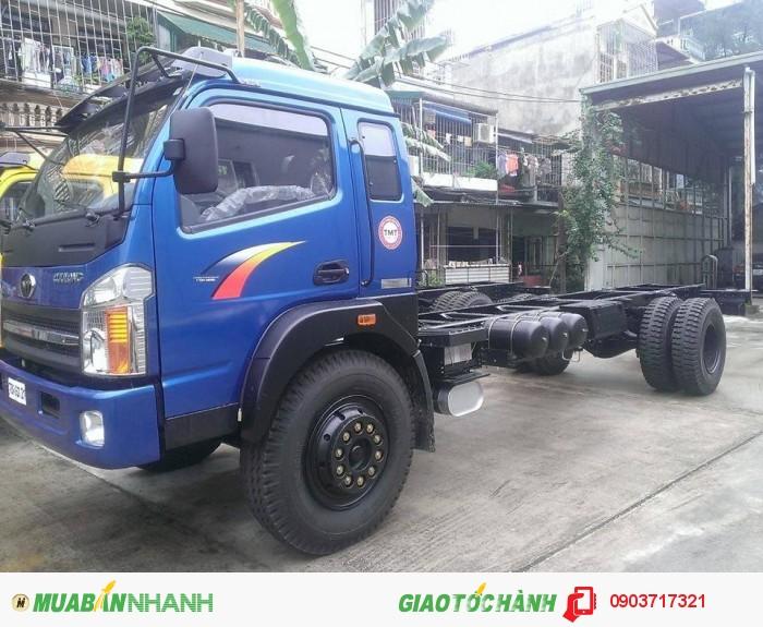 Bán xe tải TMT Cửu Long 5 tấn, 6 tấn, 7 tấn, 8 tấn 3