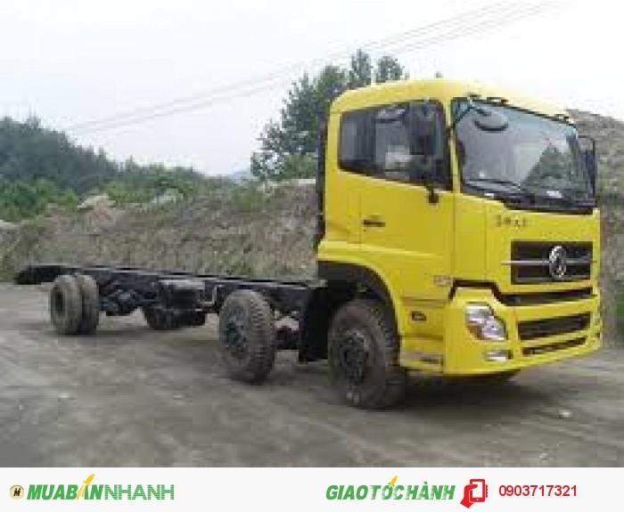 Bán xe tải DongFeng C230 Hoàng Huy nhập khẩu. Gía bán xe tải DongFeng C230 - 3 chân