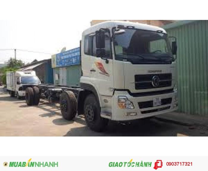 Bán xe tải DongFeng C230 Hoàng Huy nhập khẩu. Gía bán xe tải DongFeng C230 - 3 chân 1