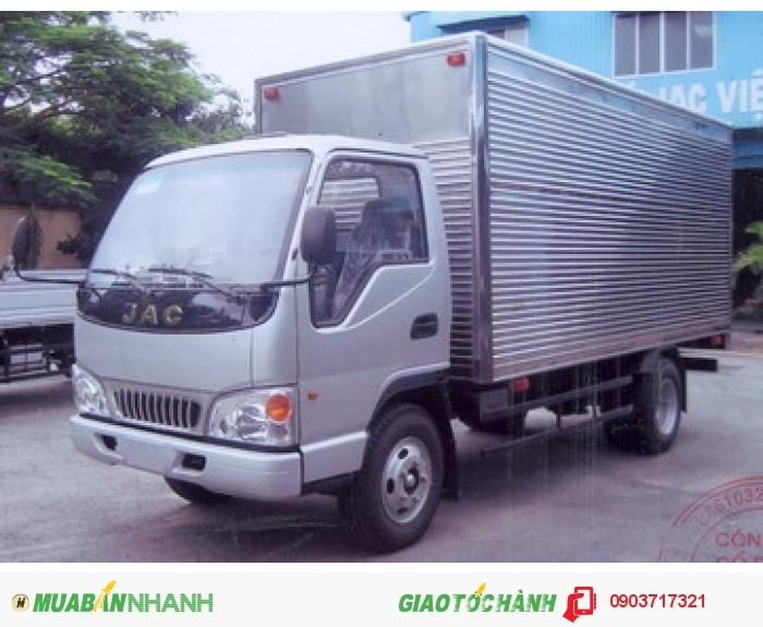 Bán xe tải JAC 4t9 , 4900kg,xe tải thùng Jac 4.9 Tấn 0