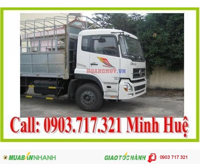 Bán xe tải Dongfeng Hoàng Huy B190. Bán trả góp xe tải Dongfeng Hoàng Huy B190