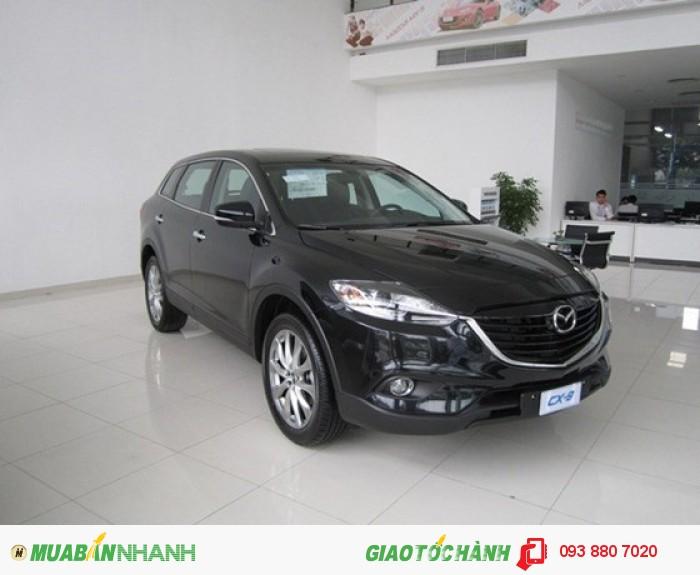 Mazda CX9 xe của doanh nhân thành đạt, ưu đãi lớn trong năm