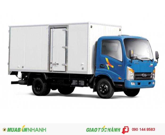 Xe tải 2.5 tấn miễn phí bảo trì đường bộ và phí trước bạ