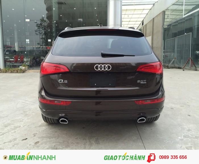 Audi Q5 Quattro 2.0 2014 nhập Mỹ full option đủ màu giao ngay