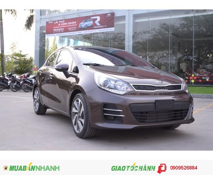 KIA Rio Hatchback nhập khẩu nguyên chiếc
