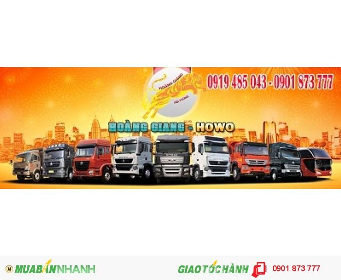 Đầu kéo Howo Cabin A7 máy 375, 420 mã lực nhập khẩu.Giá xe đầu kéo Howo 375Hp, 420Hp nhập khẩu tốt nhất 1