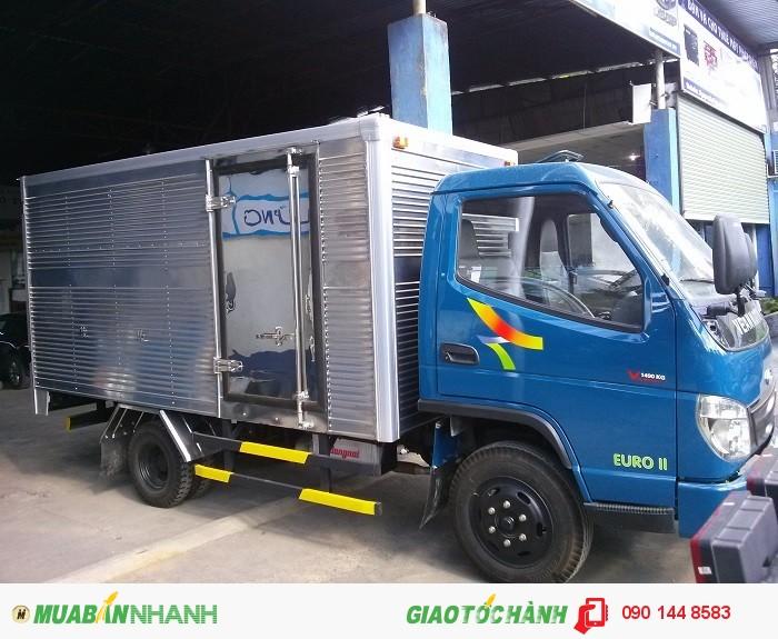 Xe tải Hyundai 2 tấn mua xe tặng thùng