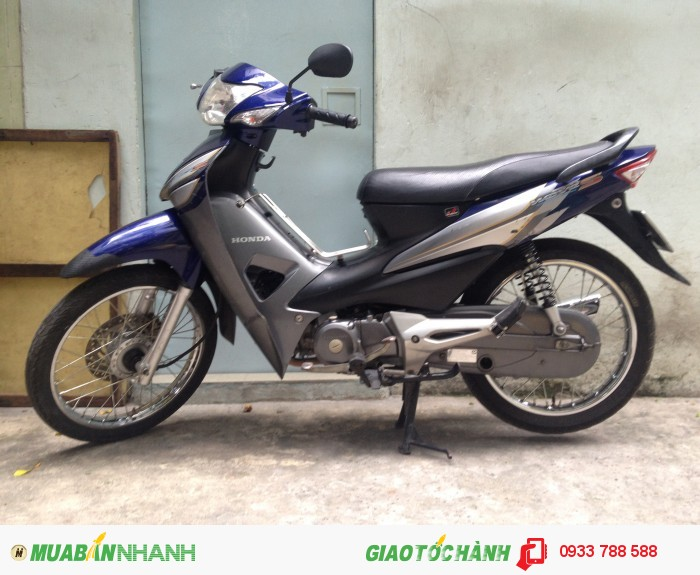 Wave S100 2007 Xanh mực