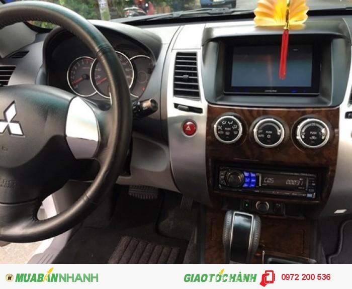 Mitsubishi Pajero sản xuất năm 2012 Số tự động Động cơ Xăng