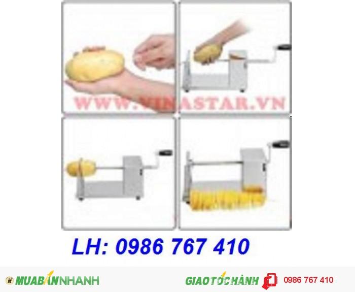 Máy cắt khoai tây lốc xoáy giá rẻ tại Hà Nội., 74849