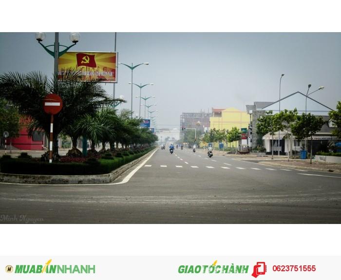 Bán Gấp 4 Lô Đất Nền góc 3 măt tiền đường Tôn Đức Thắng 720 m2