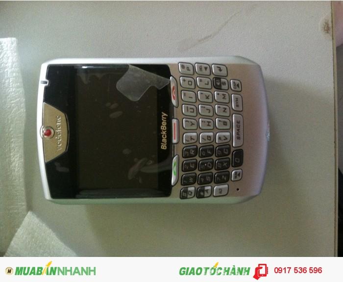 Hình thật BlackBerry 8707 nhé0