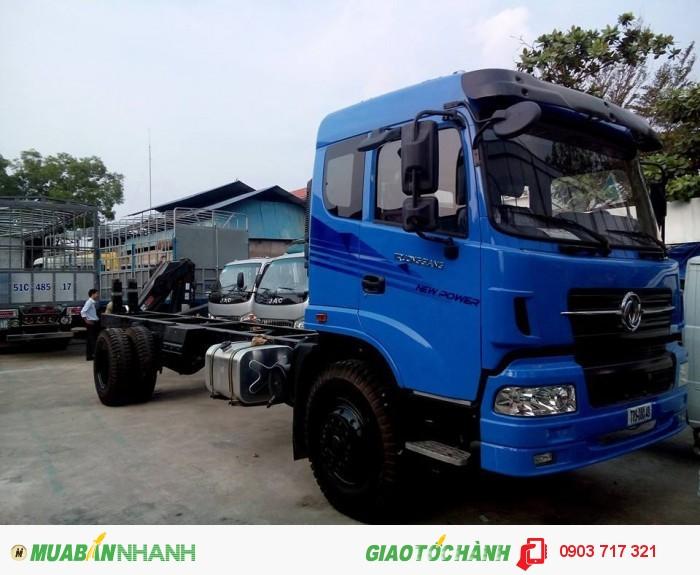 Bán xe tải DongFeng 8T ( 8Tấn) thùng dài 8m giá tốt nhất/ Xe tải DongFeng 8T