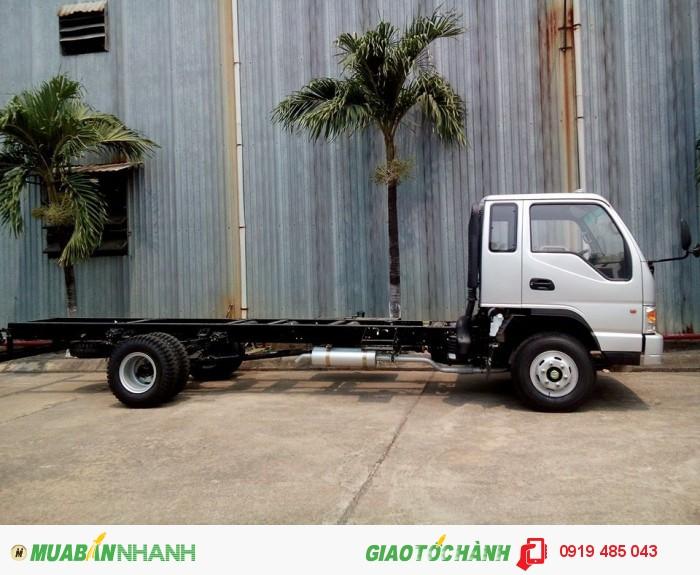 Cần mua xe tải JAC 7T25/7.25 tấn/7,25 tấn trả góp - Giá bán xe tải JAC 7.25 tấn/7t25/7,25 tấn tốt nhất - JAC 7T25/7.25 tấn/7,25 tấn/7.25 tan 4