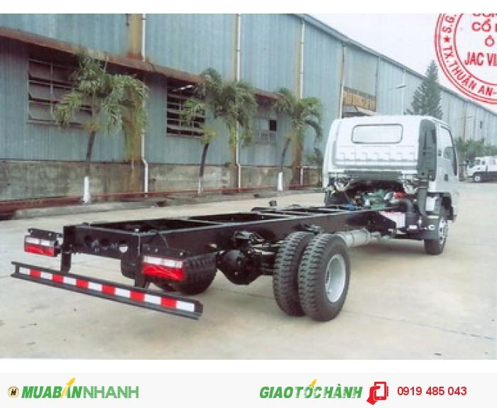 Cần mua xe tải JAC 7T25/7.25 tấn/7,25 tấn trả góp - Giá bán xe tải JAC 7.25 tấn/7t25/7,25 tấn tốt nhất - JAC 7T25/7.25 tấn/7,25 tấn/7.25 tan 2