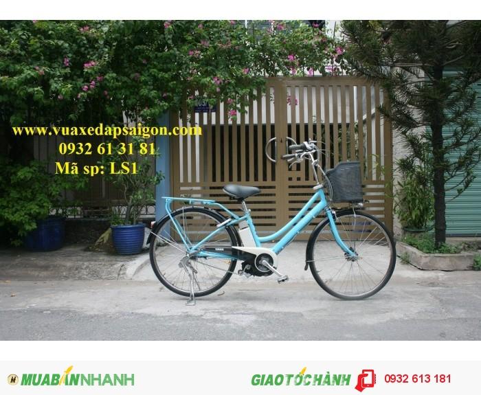 Xe đạp trợ lực Nhật Assista Stila
