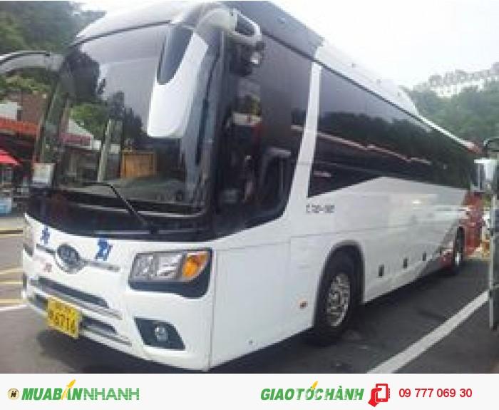 Xe bus đi Thái Lan