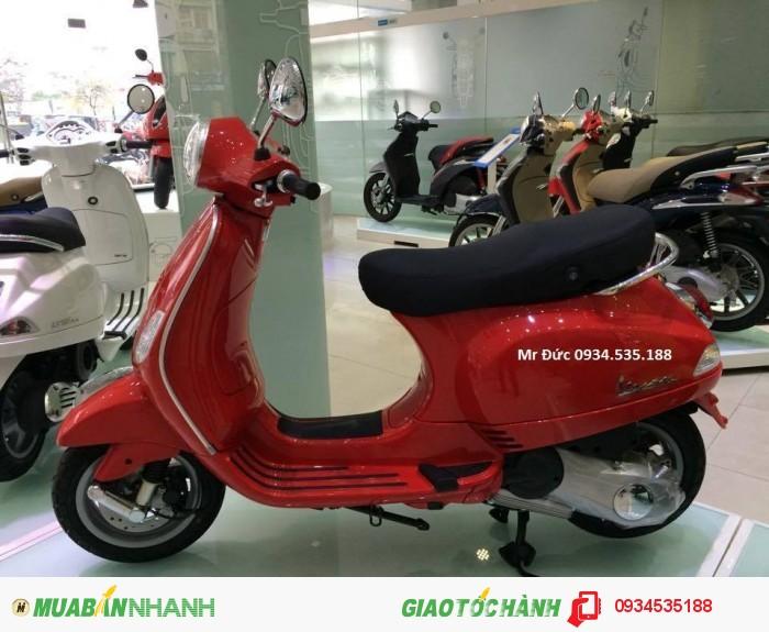 Trả góp Vespa Primavera Sprint LX GTS LXV Liberty ZIP lãi suất thấp