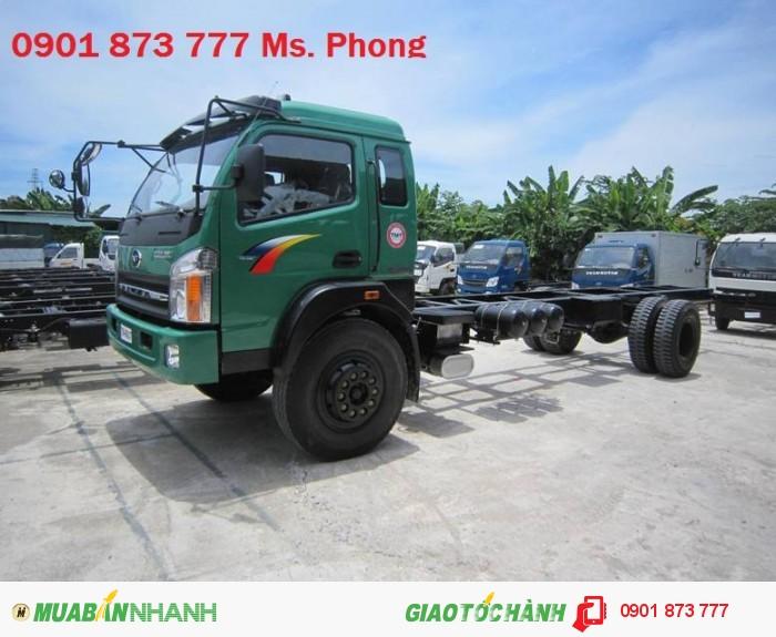Mua xe tải TMT Cửu Long 9.5 tấn/9T5/9.5 tan/9,5 tấn trả góp - Giá bán xe tải TMT Cửu Long 9.5 tấn/9T5/9,5 tấn tốt nhất 3