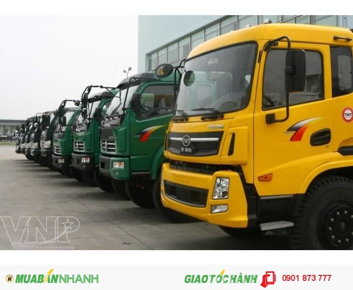 Mua xe tải TMT Cửu Long 9.5 tấn/9T5/9.5 tan/9,5 tấn trả góp - Giá bán xe tải TMT Cửu Long 9.5 tấn/9T5/9,5 tấn tốt nhất 4