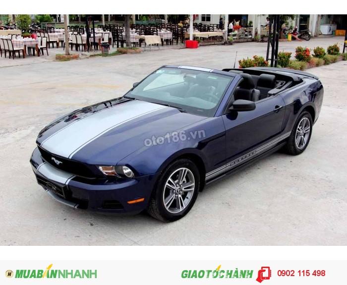 Ford Mustang sản xuất năm 2010 Số tự động Động cơ Xăng