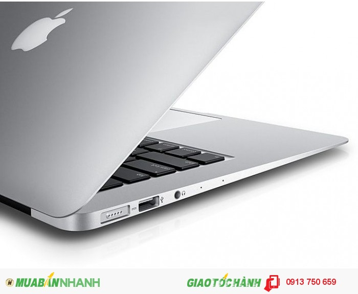 Macbook Air | CPU 1.3GHz dual-core Intel Core i5, (Turbo Boost up to 2.6GHz) with 3MB shared L3 cache