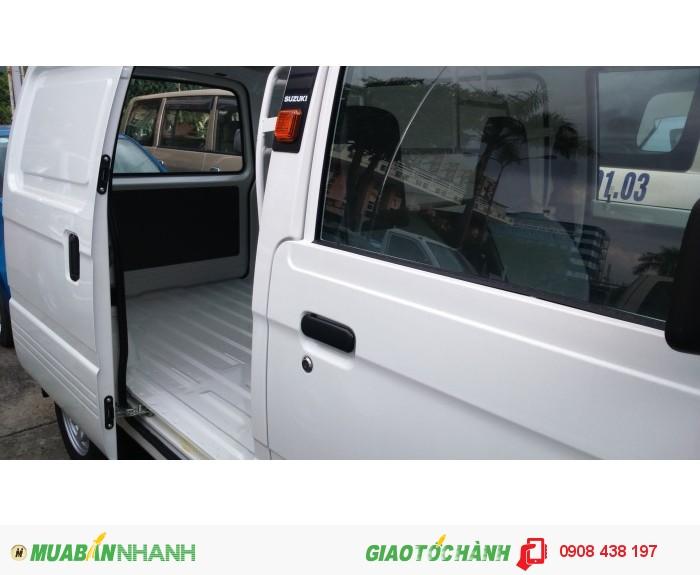Suzuki Blind Van 2015, tiết kiệm, hiệu quả.