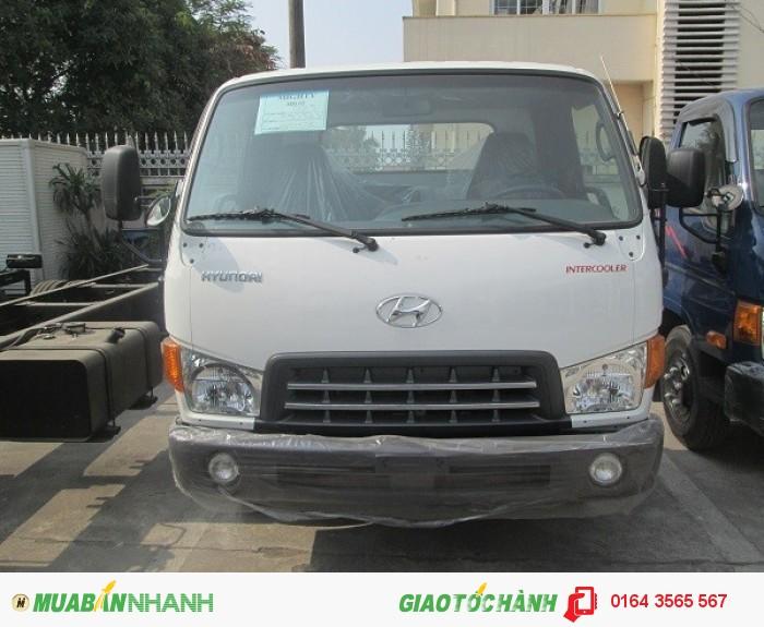 Hyundai HD65 sản xuất năm 2015 Số tay (số sàn) Xe tải động cơ Dầu diesel