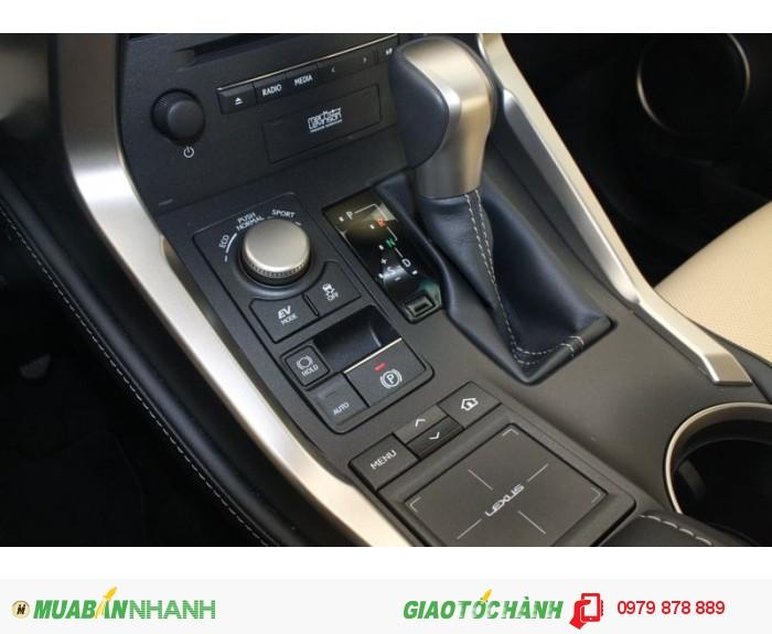 Lexus NX300H 2015 Luxury, xe nhập Đức, full kịch đò, giá tốt 3