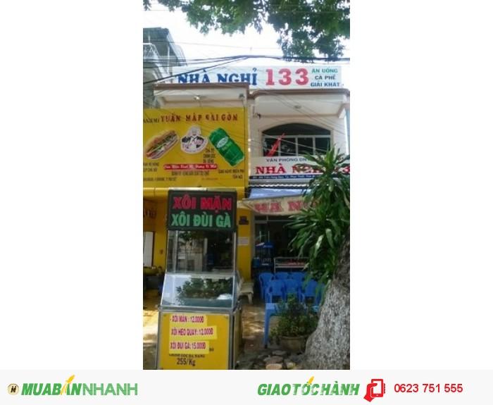 Cần tiền bán gấp 2 căn nhà liền kề mặt tiền Trần Hưng Đạo, Phan Thiết