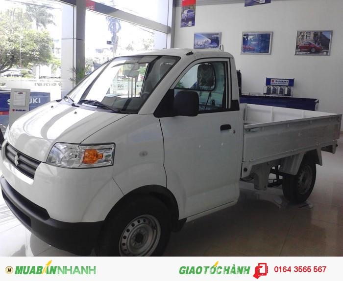 Bán xe Suzuki Pro, Suzuki Pro 740kg, Suzuki Pro 740kg nhập khẩu màu trắng 1