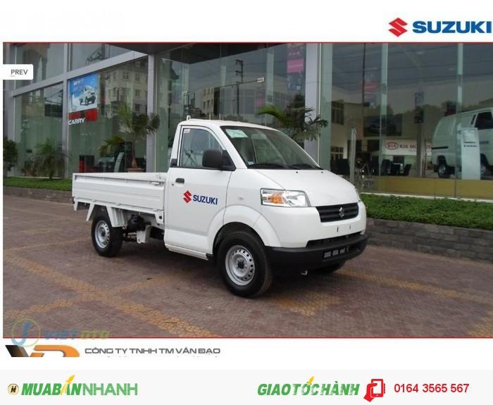 Bán xe Suzuki Pro, Suzuki Pro 740kg, Suzuki Pro 740kg nhập khẩu màu trắng 2