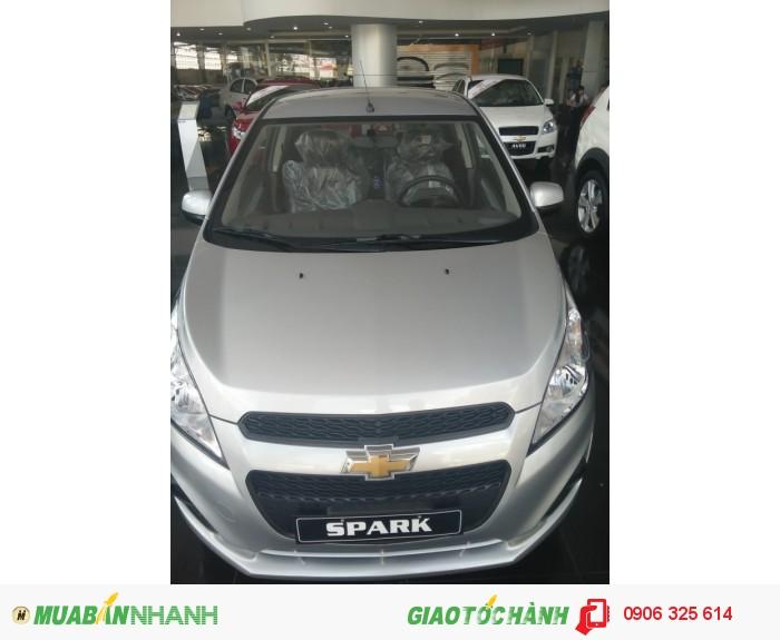 Xe Chevrolet Spark LS