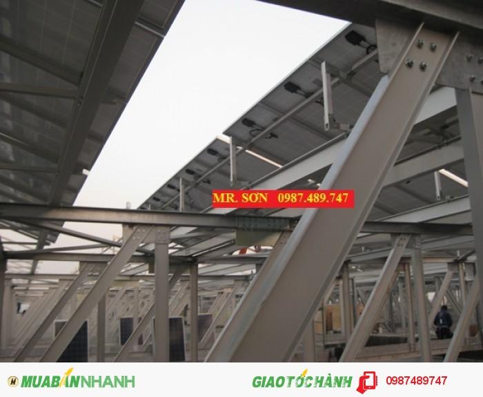Thanh dầm FRP cho xây dựng nhà xưởng và kết cấu3