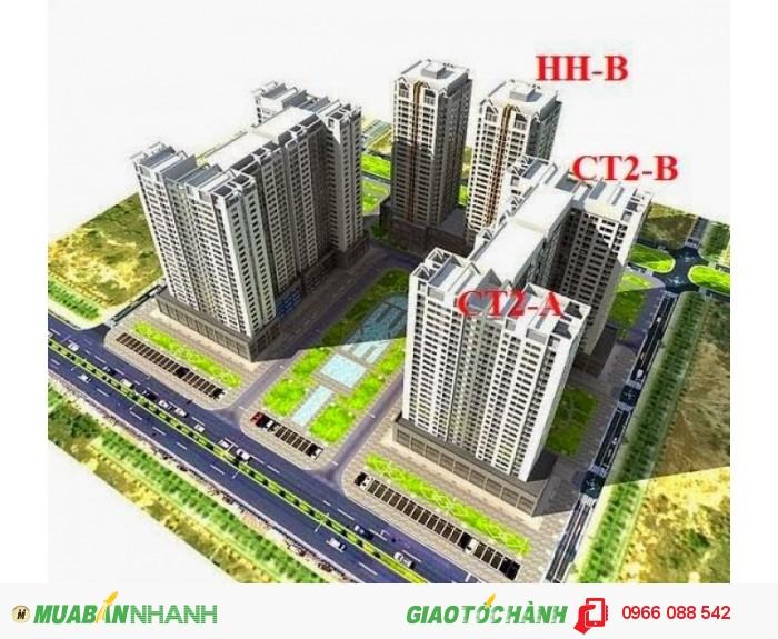 Bán gấp chung cư CT2B Tân Tây Đô, căn 20, DT 80.3m2, giá cắt lỗ