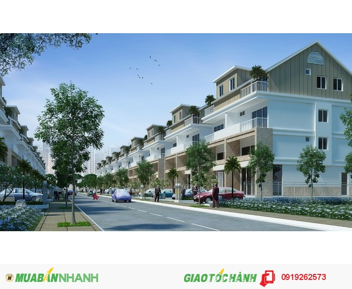 Bán lại biệt thự Dragon Parc, ngay Phú Mỹ Hưng, giá 6.1 tỷ