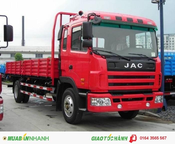 Cần bán xe tải JAC 8,3 tấn - đại lý bán xe giá rẻ nhất