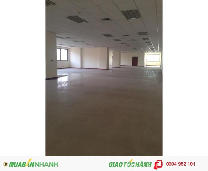 BQL Văn phòng cho thuê 60m,150m, 600m...1400m2 tại mặt đường 101 Láng Hạ giá 12usd/m2