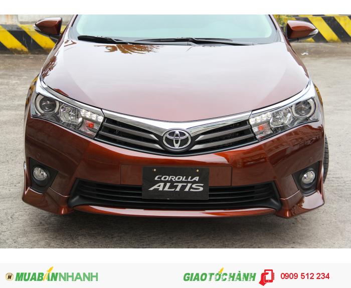 Toyota Corolla sản xuất năm 2015 Số tự động Động cơ Xăng