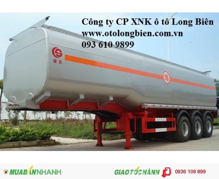 Xe bồn chở xăng dầu 6m3, 11-12m3 4