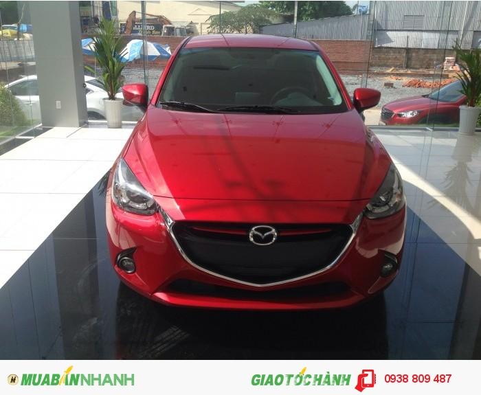 Xe Mazda 2 ALL New HB nhập khẩu nguyên chiếc