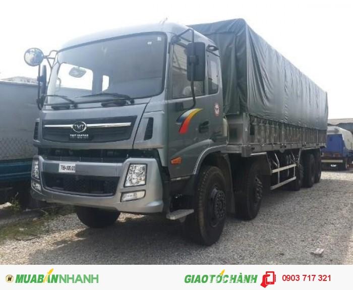 Bán xe tải TMT 5 chân 22 tấn tổng tải trọng 34 tấn.
