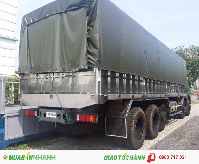 Bán xe tải TMT 5 chân 22 tấn tổng tải trọng 34 tấn. 2