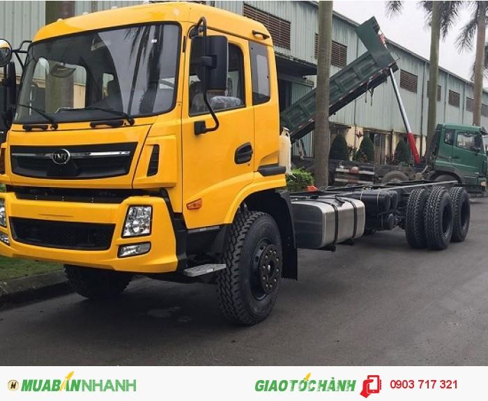 Bán xe tải TMT 5 chân 22 tấn tổng tải trọng 34 tấn. 3