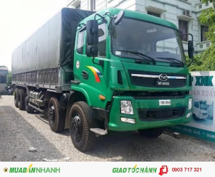 Bán xe tải TMT 5 chân 22 tấn tổng tải trọng 34 tấn. 4